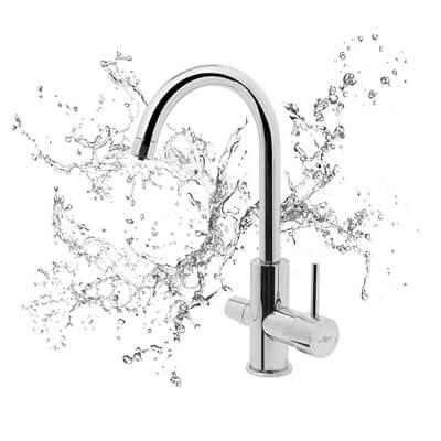 3-Wege-Wasserhahn 3-Wege-Armatur Design wassershop