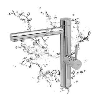 3-Wege-Wasserhahn Küche Wasserhahn 3-Wege-Armatur perma-trade