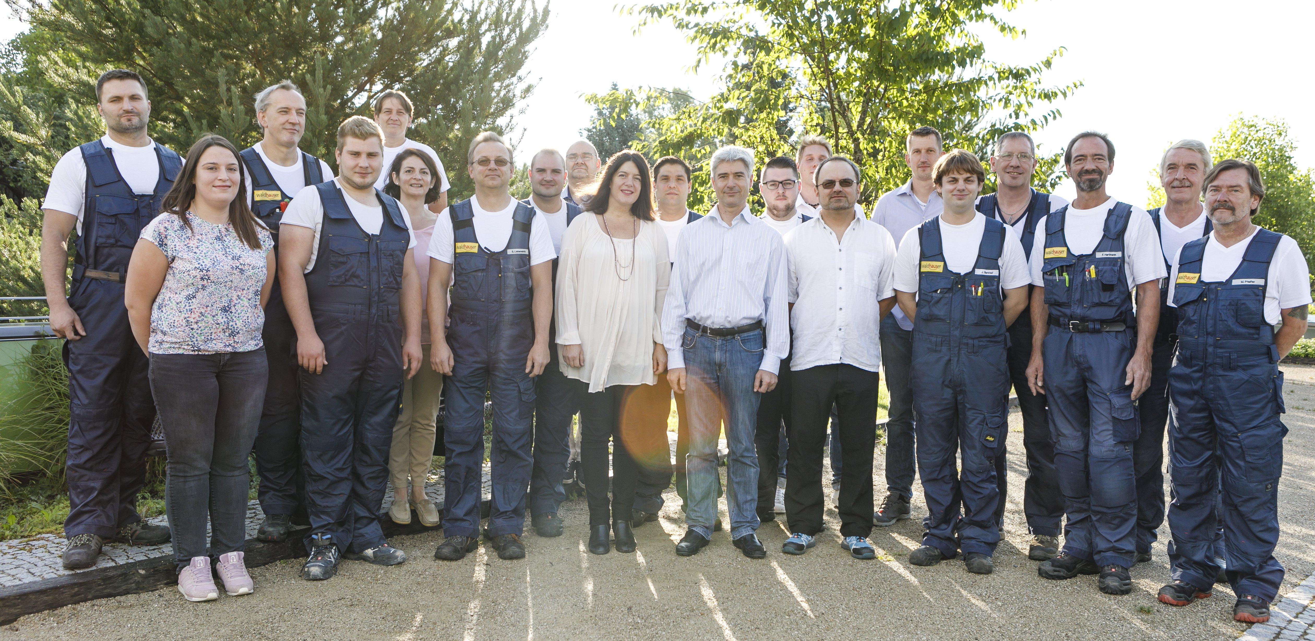 Waldhauser Grünwald - Experte für Trinkwasserfilter